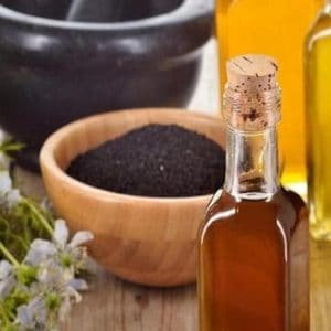Black Cumin Seed Carrier Oil